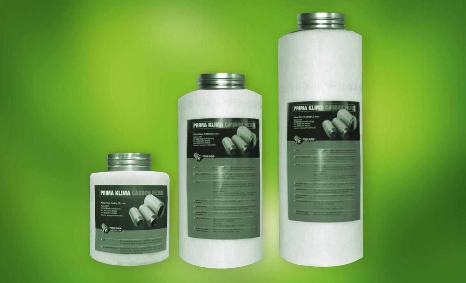 Test efikasnosti Prima Klima karbonskih filtera