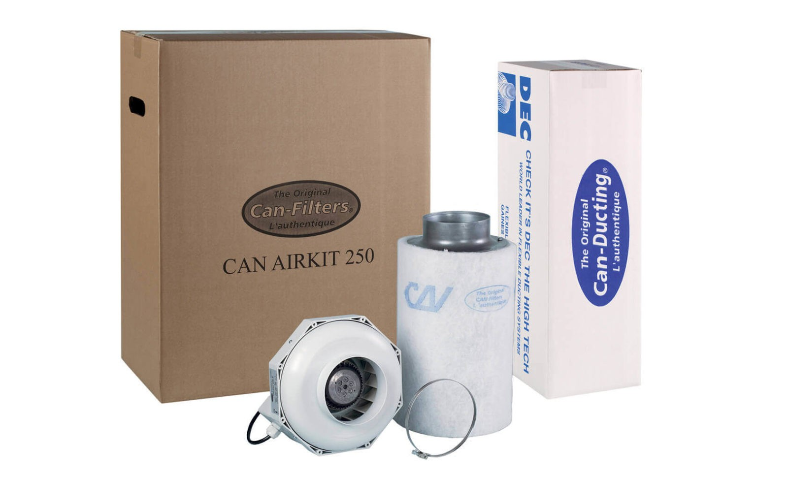 Ventilacijski kompleti na AKCIJI -10%